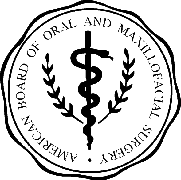 logo of American Board of Oral and Maxillofacial Surgery
