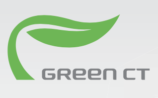 green ct logo