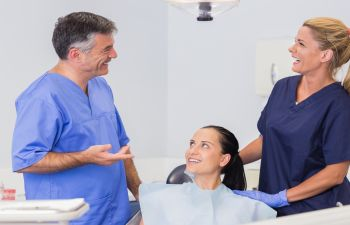 Oral Surgery Patient Torrance CA