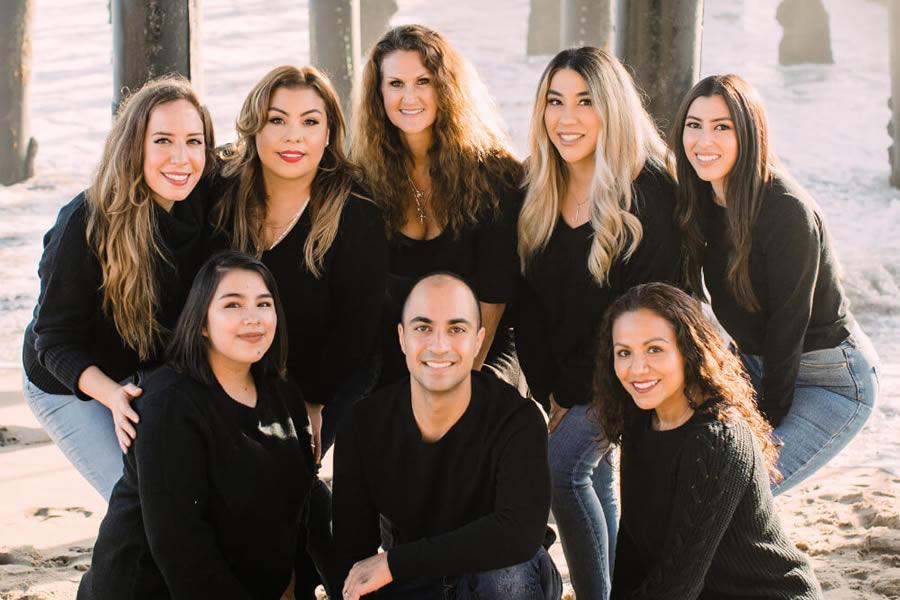 Torrance Oral Surgery team